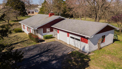 Single Family Home For Sale: 1364 Bee Creek Road