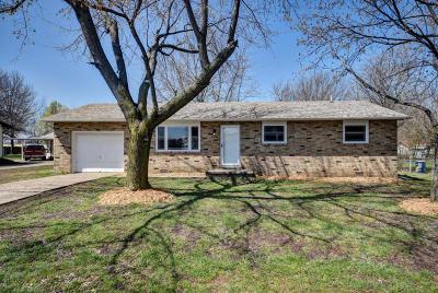 Mt Vernon Single Family Home For Sale: 923 Shafer Street