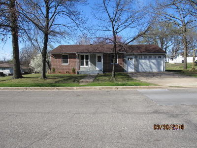 Joplin Single Family Home For Sale: 3345 South Sergeant