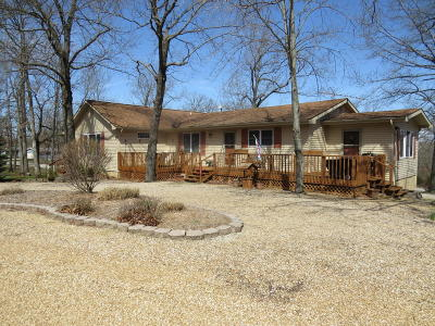 Hermitage Single Family Home For Sale: 25090 Cedar Crest Drive