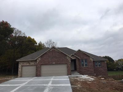 Springfield Single Family Home For Sale: 2331 Citation Avenue