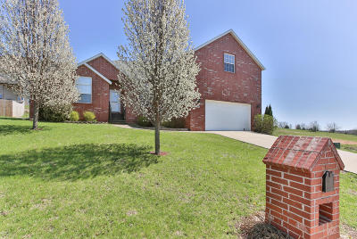 Nixa MO Single Family Home For Sale: $224,900