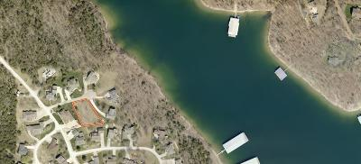 Branson West Residential Lots & Land For Sale: Lot 50 Hidden Shores