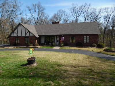 Cassville Single Family Home For Sale: 1008 Hickory