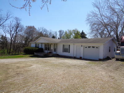 Kirbyville Single Family Home For Sale: 156 Norman Rd