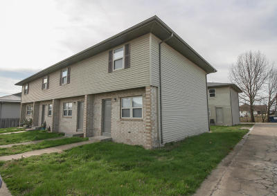 Ozark Multi Family Home For Sale: 626 East Bain