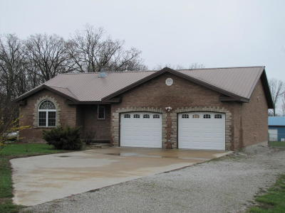 Single Family Home For Sale: 9905 Highway 17