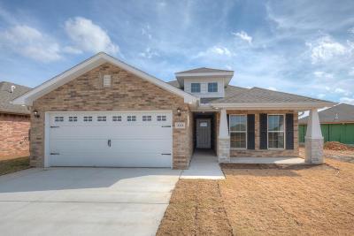 Joplin Single Family Home For Sale: 3321 Emilee Ruth Circle