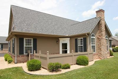 Nixa Condo/Townhouse For Sale: 828 East Kings Mead Circle #4