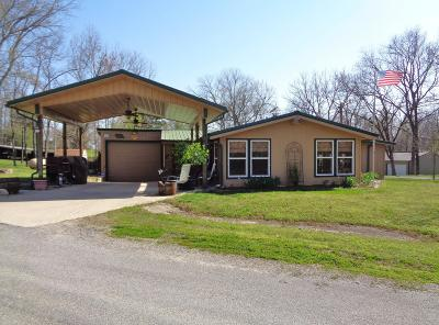 Cedar Creek Single Family Home For Sale: 551 Dallas Rd.