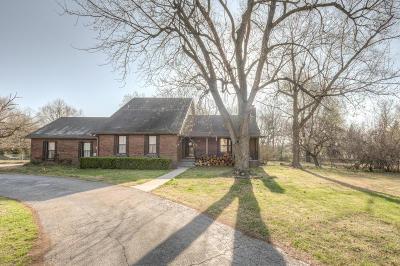 Joplin Single Family Home For Sale: 25217 Tabor Main Road