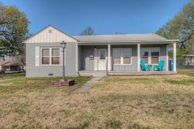 Joplin Single Family Home For Sale: 744 South Forest