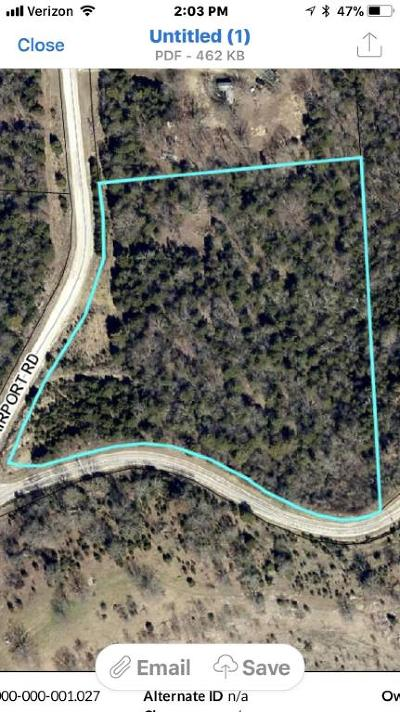 Branson  Residential Lots & Land For Sale: Lot Victor Church Road