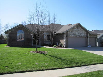 Battlefield MO Single Family Home For Sale: $229,900