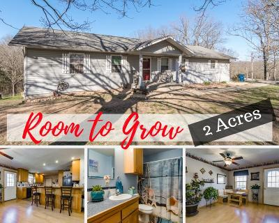 Galena Single Family Home For Sale: 41 Crystal Lane