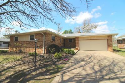 Joplin Single Family Home For Sale: 3008 Delaware