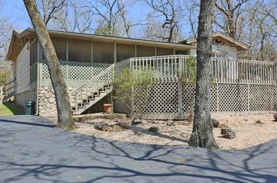 Branson West Single Family Home For Sale: 151 Holiday Acres Circle