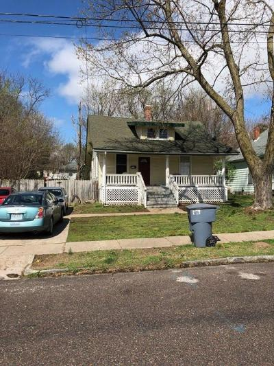 Springfield MO Single Family Home For Sale: $72,500