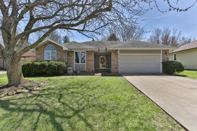 Springfield Single Family Home For Sale: 3360 West Katella Court
