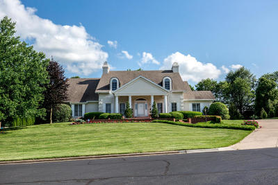 Springfield Single Family Home For Sale: 3900 East Turtle Hatch Road