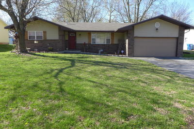Springfield MO Single Family Home For Sale: $116,500