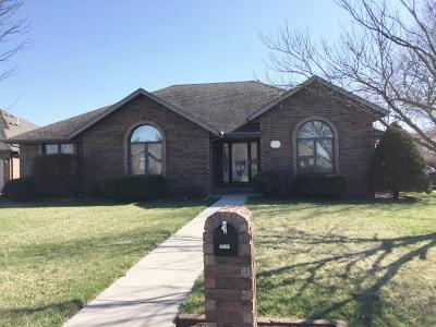 Springfield MO Single Family Home For Sale: $249,900