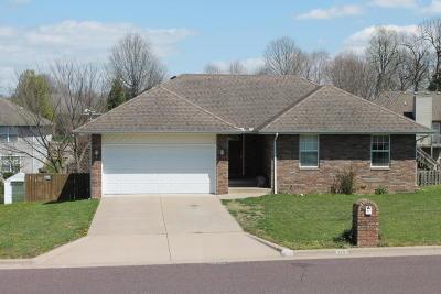 Monett Single Family Home For Sale: 113 Northgate Avenue