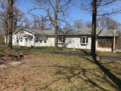 Joplin Single Family Home For Sale: 4019 Chipmunk