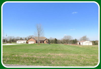 Fordland Single Family Home For Sale: 4375 White Oak Road