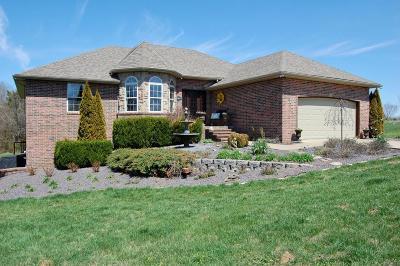 Rogersville Single Family Home For Sale: 880 Finbrooke Road