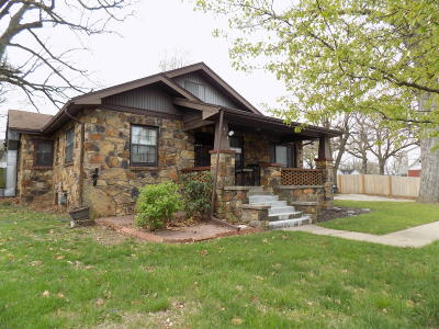 Springfield MO Single Family Home For Sale: $92,900