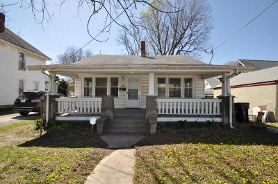 Springfield MO Single Family Home For Sale: $64,900