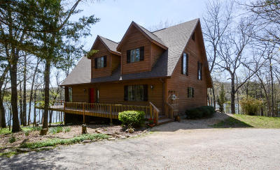 Branson, Branson West Single Family Home For Sale: 1517 Lake Bluff Drive