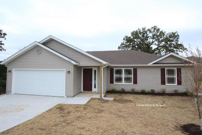 Hollister Single Family Home For Sale: Lot 40 171 Ponderosa Pine Court