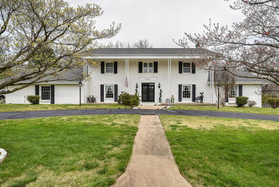 Springfield Single Family Home For Sale: 3511 East Whitehall Drive