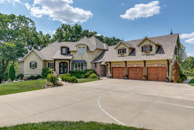 Ozark MO Single Family Home Active w/Contingency: $725,000