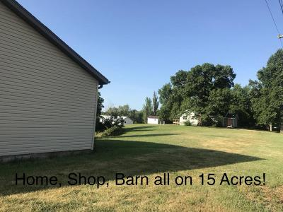 Reeds Spring Single Family Home For Sale: 20198 Old Hwy 160