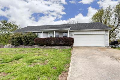 Nixa MO Single Family Home For Sale: $194,900