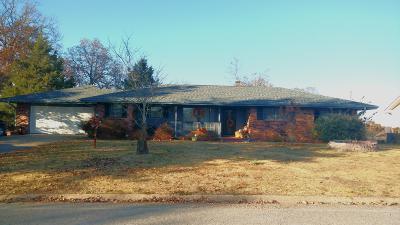 Forsyth Single Family Home For Sale: 403 Santa Fe Drive