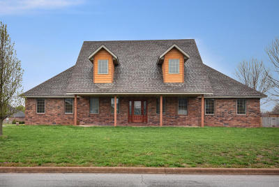 Rogersville Single Family Home For Sale: 383 Shores Parkway