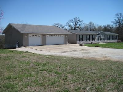 Hickory County Single Family Home For Sale: Rt72b1647i County Road 203