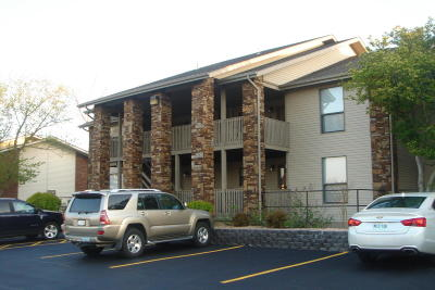 Branson MO Condo/Townhouse For Sale: $74,500