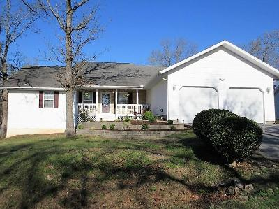 Branson Single Family Home For Sale: 342 Hunter Avenue