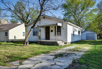 Springfield Single Family Home For Sale: 1946 West Atlantic Street