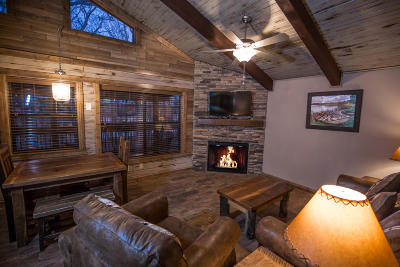 Indian Point Single Family Home For Sale: 26 Cave Lane #Cabin 20