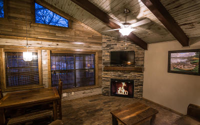 Indian Point Single Family Home For Sale: 26 Cave Lane #Cabin 24
