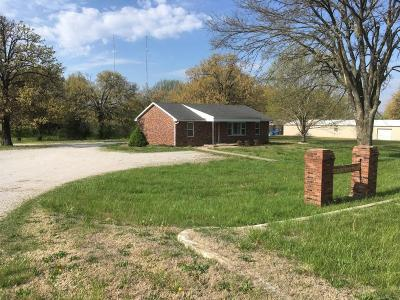 Cedar County Commercial For Sale: 1780 Us-54