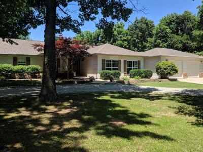 Fair Play Single Family Home Active w/Contingency: 21640 Mo-245