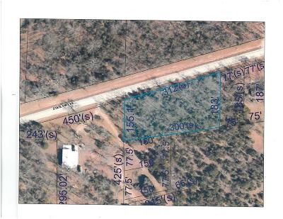 Cedar Creek Residential Lots & Land For Sale: Tbd St Hwy Kk