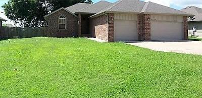 Ozark MO Single Family Home For Sale: $183,500